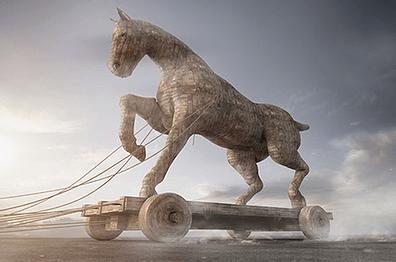 Schadsoftware Trojaner - datenschutzrechtliche Anforderungen